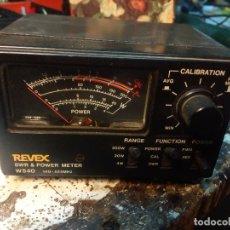 Rádios antigos: REVEX W540 MEDIDOR DE ESTACIONARIA. Lote 177136024