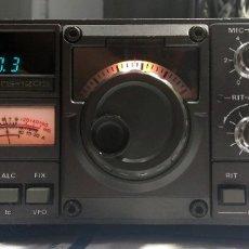 Radios antiguas: TRANSCEIVER KENWOOD TS120 BANDAS DE RADIOAFICIONADO SIN LAS WARC. Lote 179251722