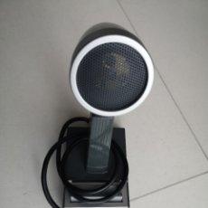 Radios antiguas: ANTIGUO MICRÓFONO RADIOAFICIONADO MARCA SHURE (AÑOS 70-80). FUNCIONANDO. MUY BUEN ESTADO.. Lote 179401657