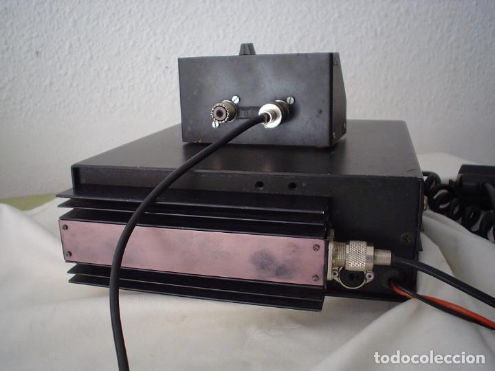 Radios antiguas: EMISORA RADIOAFICIONADO INTAL ST 401 - Foto 3 - 180035111