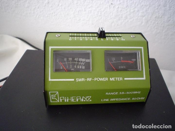 Radios antiguas: EMISORA RADIOAFICIONADO INTAL ST 401 - Foto 5 - 180035111