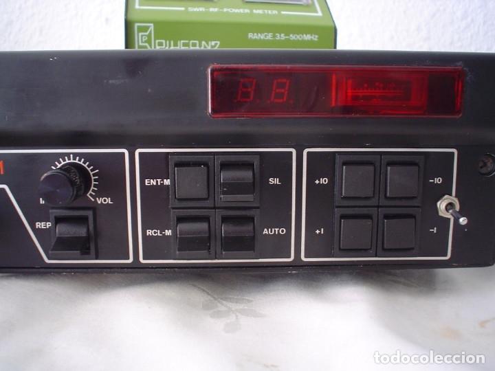 Radios antiguas: EMISORA RADIOAFICIONADO INTAL ST 401 - Foto 6 - 180035111