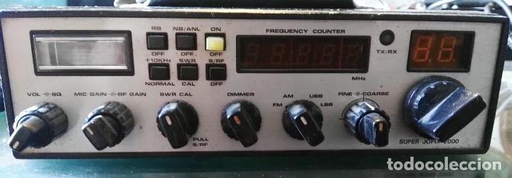 Radios antiguas: Emisora superjopix - Foto 3 - 180280355