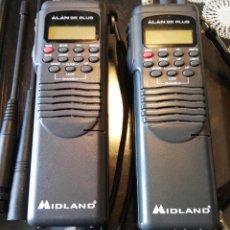 Radios antiguas: WALKIE TALKIE ALAN 95 PLUS. Lote 180280502