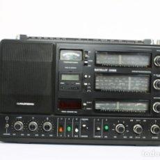 Radios antiguas: GRUNDING SATELLIT 3400. SIN TESTAR. FALTAN ALGUNAS PALANCAS. . Lote 180390936