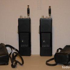 Radios Anciennes: DOS WALKIE TALKI - COBRA 6GTL. Lote 180978850