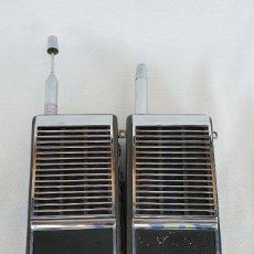 Radios Anciennes: PAREJA DE WALKIE TALKIE DE 1979. Lote 181747407