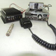 Radios antiguas: CONJUNTO DE APARATOS PARA RADIO AFICIONADOS . Lote 181818882