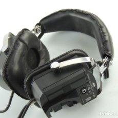 Radios antiguas: AURICULARES PROFESIONALES JVC HM-200E . Lote 181860588