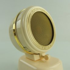 Radios antiguas: ANTIGUO MICRÓFONO PROTONA -MINIFON ALEMANIA . Lote 181860838