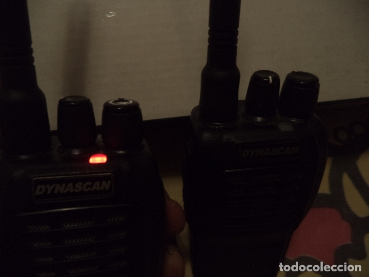 Radios antiguas: dos walkies dynascan l-99 + regalo - Foto 6 - 183001635