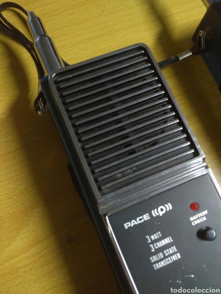 Radios antiguas: Emisoras Pace CB 125 antiguas - Foto 3 - 183510552