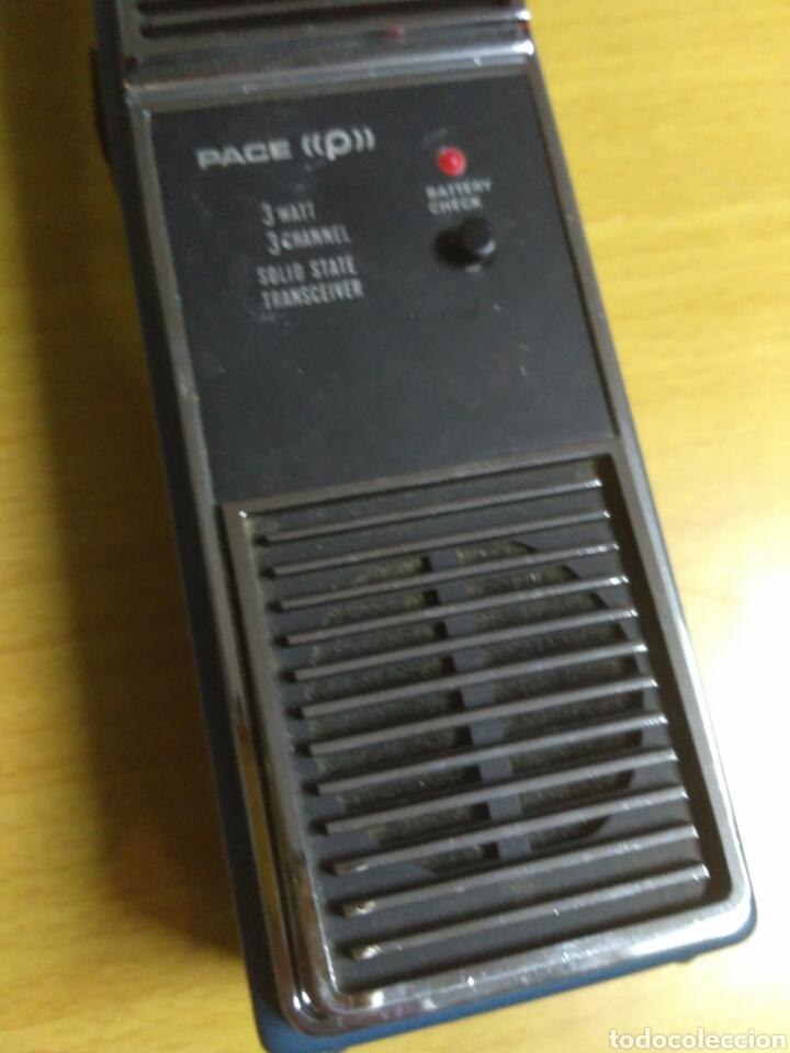Radios antiguas: Emisoras Pace CB 125 antiguas - Foto 7 - 183510552