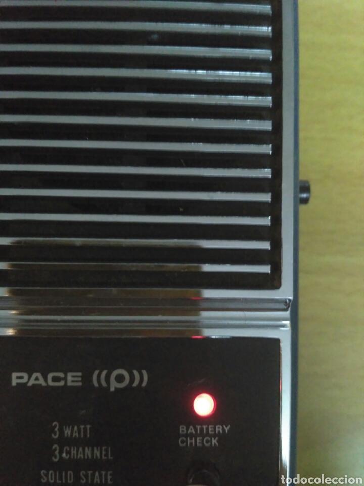 Radios antiguas: Emisoras Pace CB 125 antiguas - Foto 13 - 183510552