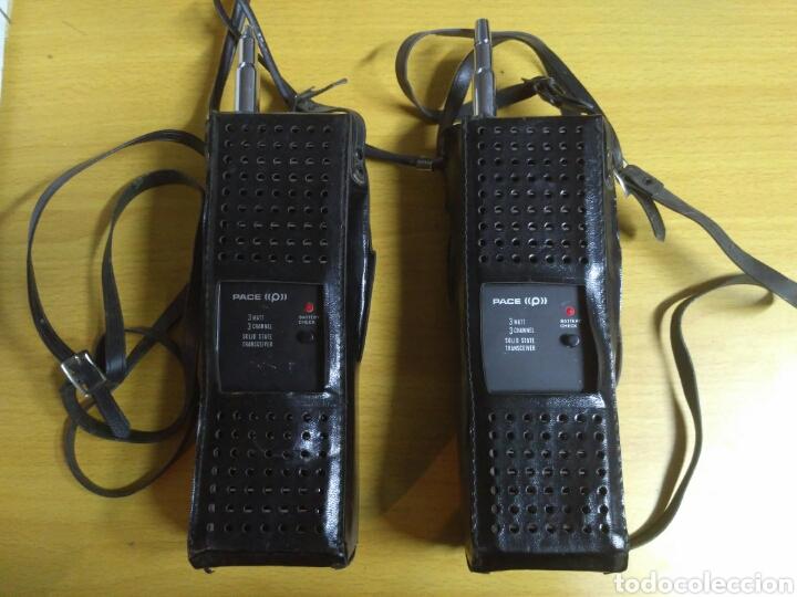 Radios antiguas: Emisoras Pace CB 125 antiguas - Foto 17 - 183510552