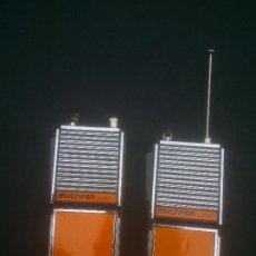 Radios antiguas: ANTIGUOS WALKIE TALKIE STABO MULTIFON SUPER 7 GERMANY. Lote 184387383