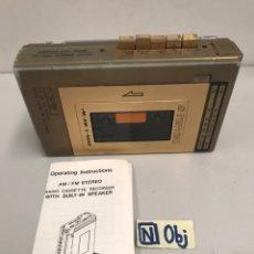 Rádios antigos: ANTIGUA RADIO CASSETTE. Lote 184654328
