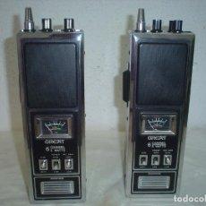 Radios antiguas: WALKIE-TALKIE GREAT BT- 417. Lote 187507757