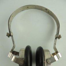 Radios Anciennes: ANTIGUOS AURICULARES.AUDIFONOS DE CENTRALITA THOMSON-HOUSTON.AÑOS 20.. Lote 190194950