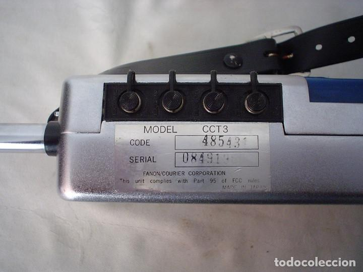 Radios antiguas: WALKIE TALKIE COURIER CCT3 - Foto 2 - 190869061
