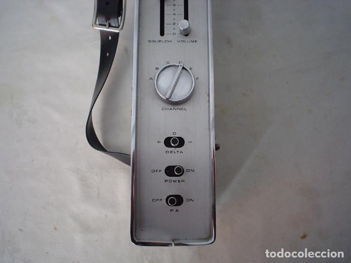 Radios antiguas: WALKIE TALKIE COURIER CCT3 - Foto 5 - 190869061