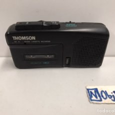 Radios antiguas: THOMSON DK40 MICRO CASSETTE RECORDER DICTATION MACHINE VINTAGE RETRO COLLECTABLE. Lote 190973845