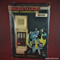 Radios antiguas: WALKIE TALKIES CLASICOS. Lote 191334830