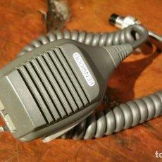 Radios antiguas: MICROFONO KENWOOD PARA EMISORA DE RADIOAFICIONADO. Lote 193305718
