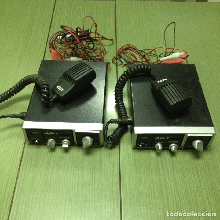 EMISORAS HY-GAIN II (Radios, Gramófonos, Grabadoras y Otros - Radioaficionados)