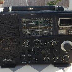 Radios antiguas: MARC NR-82F1 RADIO RECEPTOR MULTI BANDA, 1-30MHZ, AVION, 2 METROS 70CM AM, FM SSB. Lote 193961562