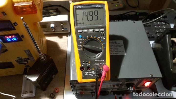 Radios antiguas: Watson Fuente de alimentación DC regulada y variable 0-15V 25A Regulated DC Power Supply 0-15V DC25A - Foto 7 - 196112488