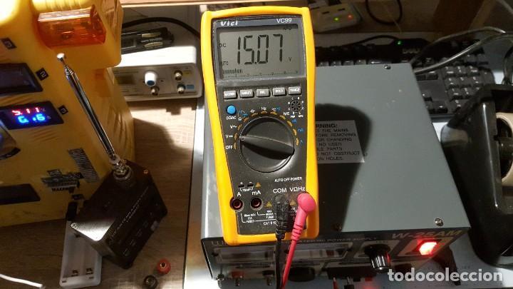 Radios antiguas: Watson Fuente de alimentación DC regulada y variable 0-15V 25A Regulated DC Power Supply 0-15V DC25A - Foto 8 - 196112488