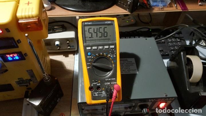 Radios antiguas: Watson Fuente de alimentación DC regulada y variable 0-15V 25A Regulated DC Power Supply 0-15V DC25A - Foto 9 - 196112488