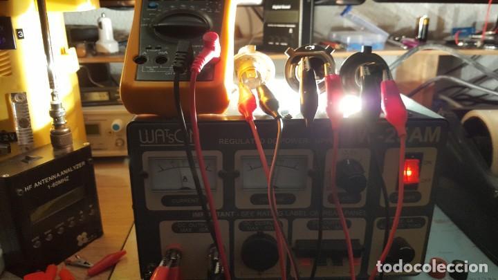 Radios antiguas: Watson Fuente de alimentación DC regulada y variable 0-15V 25A Regulated DC Power Supply 0-15V DC25A - Foto 19 - 196112488
