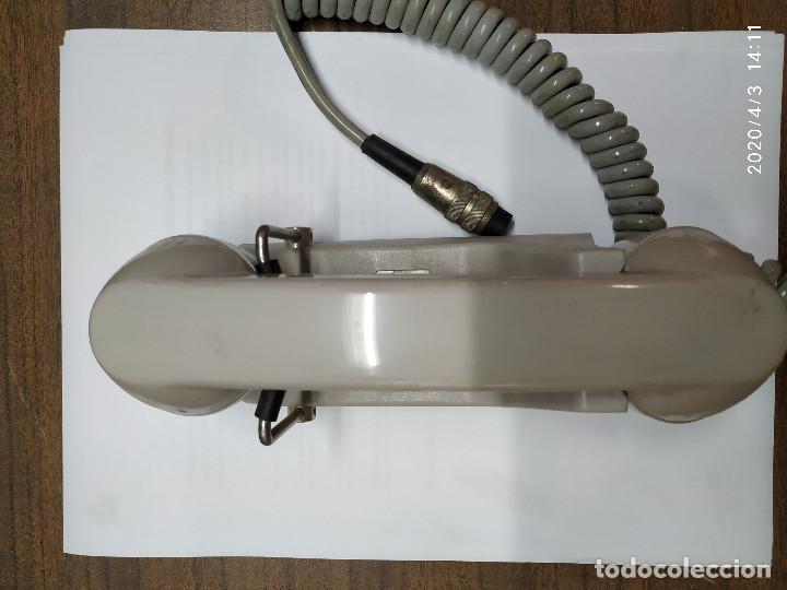 TELEFONO PIEZO HANDSET BRACKET HB-46 PARA CENTYS (Radios, Gramófonos, Grabadoras y Otros - Radioaficionados)