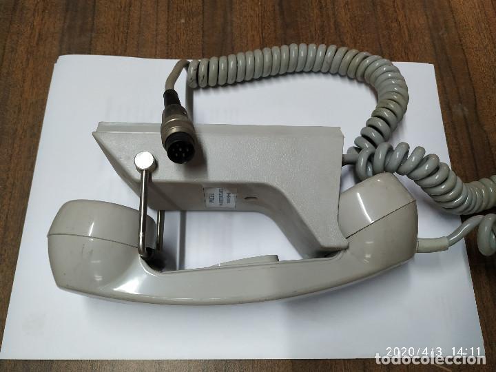 Radios antiguas: TELEFONO PIEZO HANDSET BRACKET HB-46 PARA CENTYS - Foto 3 - 199173163