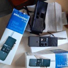 Radios antiguas: WALKIE TALKIE BRILLIANT DE LUXE BT 2304. Lote 201120100