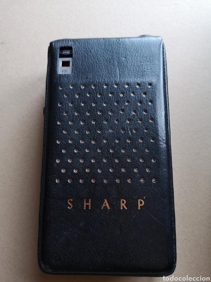 Radios antiguas: Walkie-talkies Sharp CBT-1A Años 70 - Foto 2 - 201750350