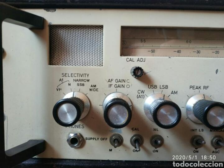 Radios antiguas: Receptor radio profesional Eddystone 1830-1 - Foto 2 - 202769548