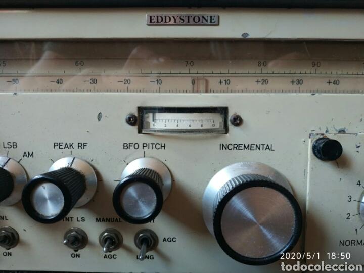 Radios antiguas: Receptor radio profesional Eddystone 1830-1 - Foto 3 - 202769548