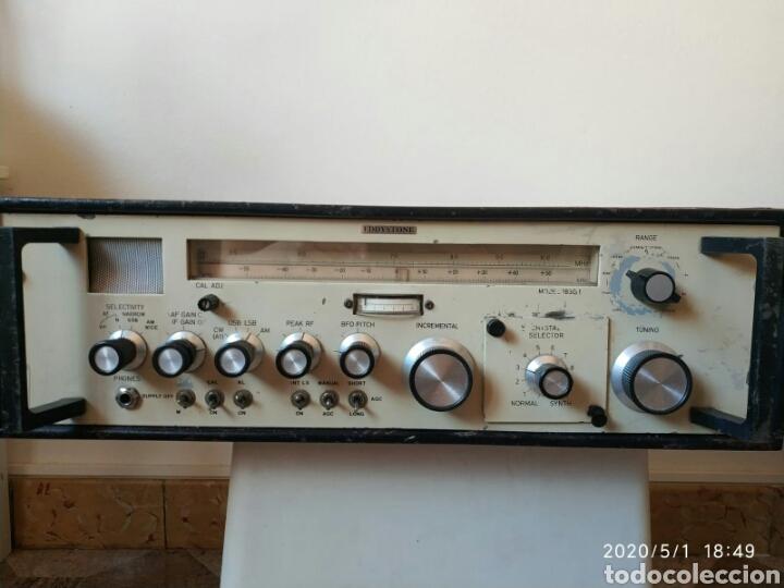 RECEPTOR RADIO PROFESIONAL EDDYSTONE 1830-1 (Radios, Gramófonos, Grabadoras y Otros - Radioaficionados)