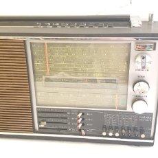Rádios antigos: ANTIGUO RADIO NORDMENDE GALAXY MESA 9000 ST. NO VA. Lote 203155105