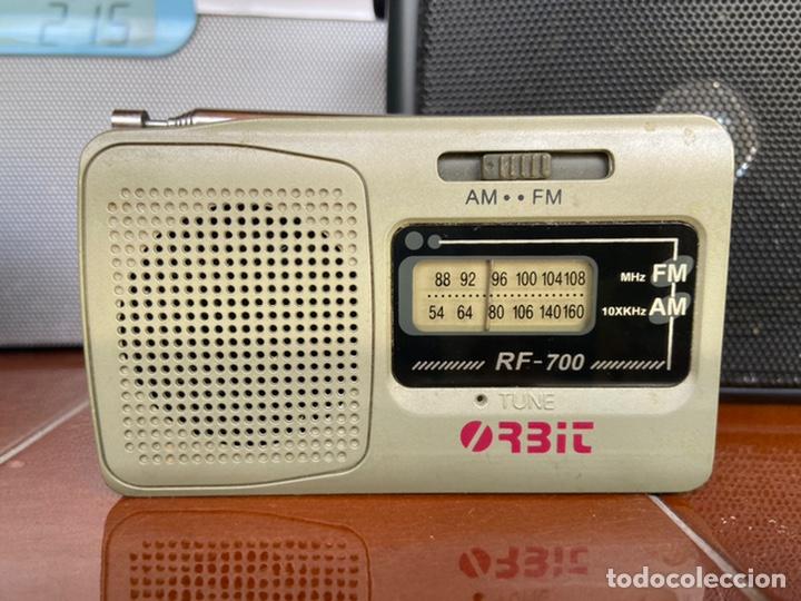 Radios antiguas: LOTE 6 RADIOS (SONY, SANYO, PANASONIC, PHILIPS) - Foto 5 - 203294327