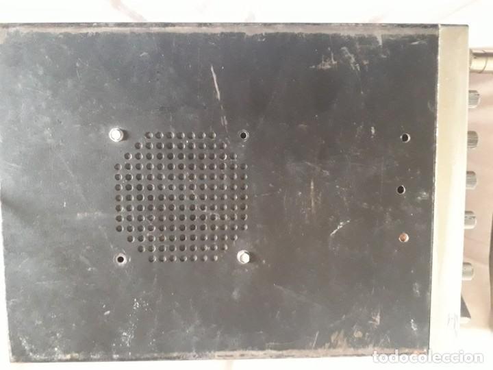 Radios antiguas: Emisora CB marca Vivaly ss705 - Foto 4 - 217560152