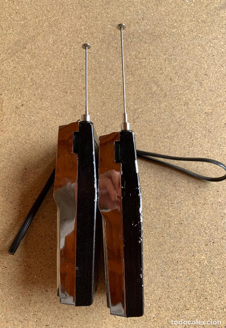 Radios antiguas: DOS RADIOTRANSMISORES . WAKIE - TALKIE .TRANSCEIVER . SOLID STATE . SKYFON . - Foto 4 - 203561360