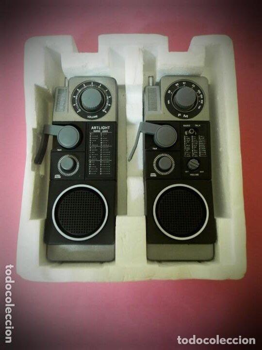 Radios antiguas: Walkie-talkie, súper power años 70/80 - Foto 5 - 204150157