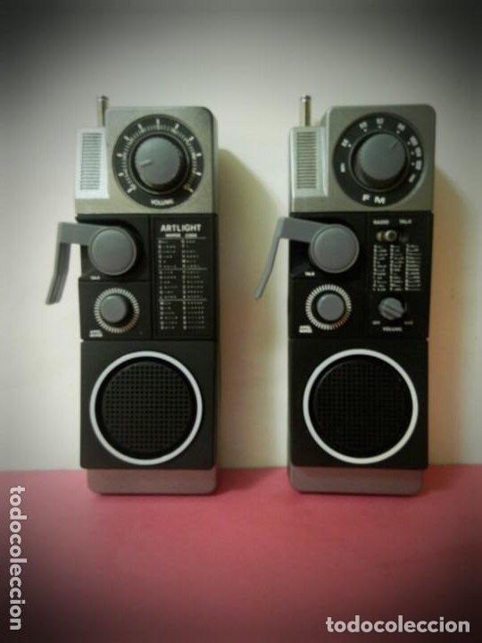WALKIE-TALKIE, SÚPER POWER AÑOS 70/80 (Radios, Gramófonos, Grabadoras y Otros - Radioaficionados)