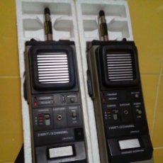 Radios antiguas: DOS EMISORAS GREAT GT-210. Lote 204597122