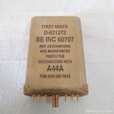 Radios antiguas: PRC-77 Y PRC-25 MODULO FIRST MIXER A44A. Lote 205051272