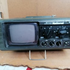 Radios antiguas: ANTIGUO TV RADIO CASSETE NATIONAL TR 5001S MADE IN JAPAN. Lote 205509488